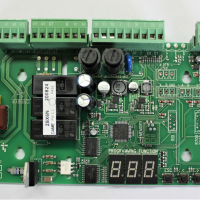 Плата блока управления ZBX6N  (арт. 88001-0071)
